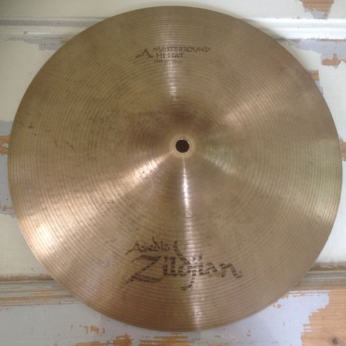 "13"" Zildjian A mastersound hi hats"