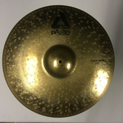 "22"" Paiste Alpha rock ride"