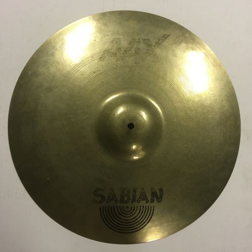 "20"" Sabian AAX metal ride"