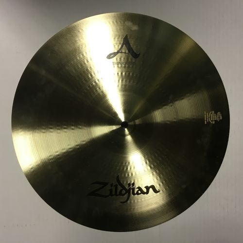 "16"" Zildjian A thin crash"