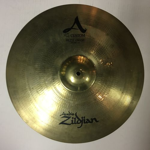 "19"" Zildjian A custom Rezo crash"