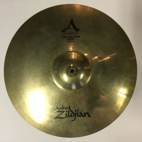 "20"" Zildjian A Custom projection ride"