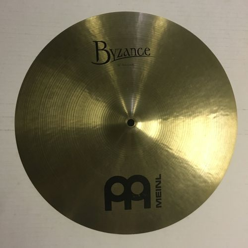 "16"" Meinl Byzance thin crash"