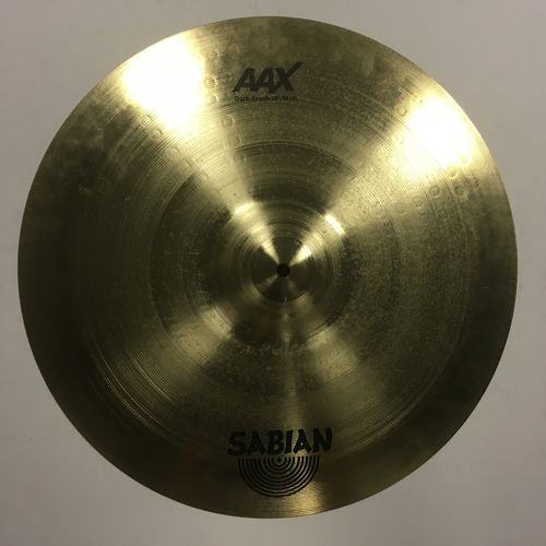 "20"" AAX dark crash"