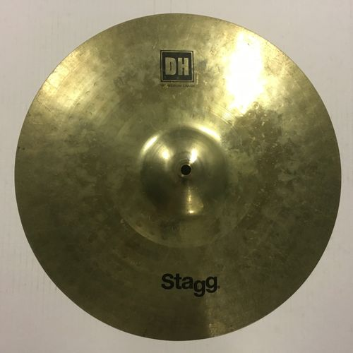 "18"" Stagg DH medium crash"
