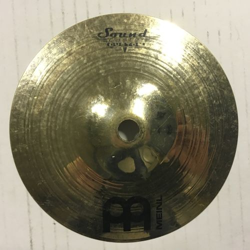 "6"" Meinl Soundcaster custom splash"