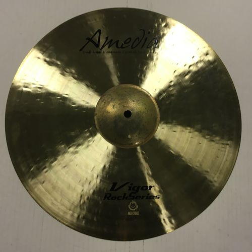"17"" Amedia Vigor Rock crash"
