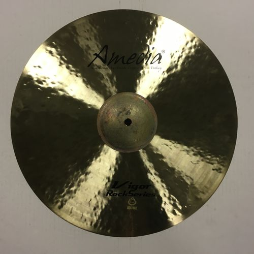 "18"" Amedia Vigor Rock crash"