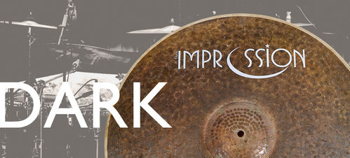 Impression dark hi-hats