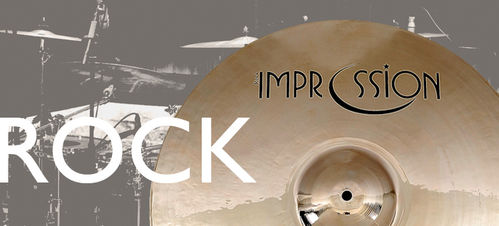 Impression Rock hi-hats