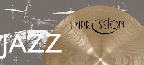 Impression Jazz hi-hats