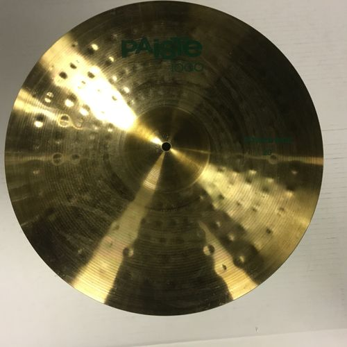 "20"" Paiste 1000 power ride"