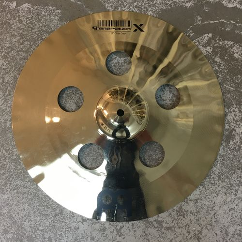 "15"" Meinl Generation X china"