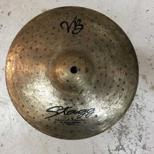 "10"" Stagg VB splash"