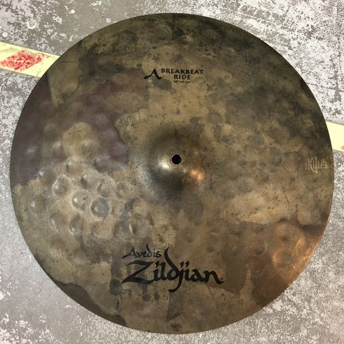 "18"" Zildjian breakbeat ride"