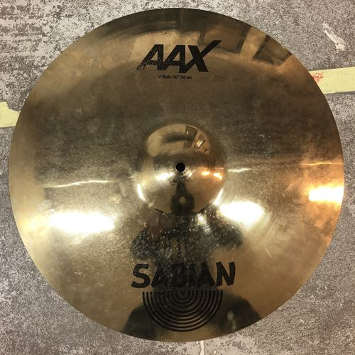 "20"" Sabian AAX V ride"